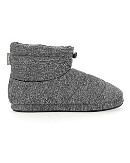 Dunlop Quilted Bootie Slipper