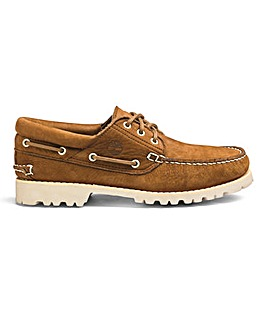 Timberland Chilmark 3 Eye Handsewn Shoes