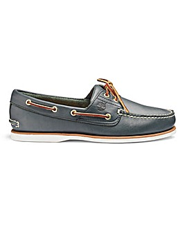 Timberland Classic Boat 2 Eye Shoes