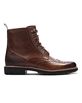 Clarks Batcombe Lord Wide Fit