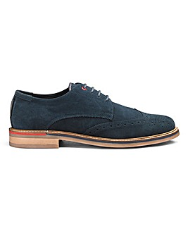 Ben Sherman Luck Suede Brogues