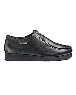 Ben Sherman Quad Wallabees Wide Fit