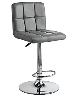 Nitro Bar Stool - Grey