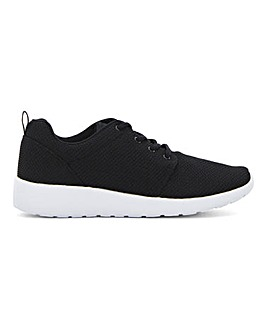 Harris Mesh Trainers Standard Fit