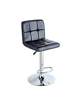 Nitro Bar Stool - Black