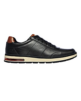 Skechers Evenston Leather Lace Up
