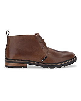 Ben Sherman Hunter Chukka Boot Wide Fit