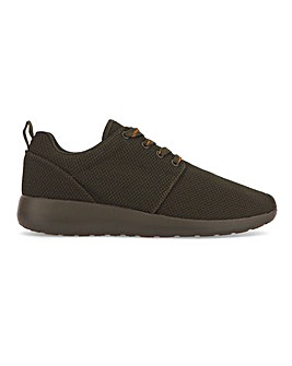 Harris Khaki Lightweight Trainer EW