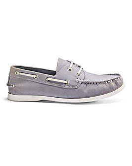 Joe Browns Boat Shoes Wide Fit