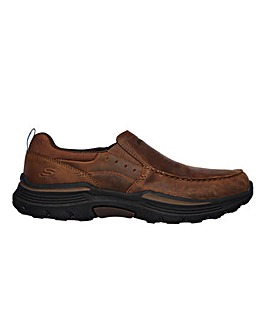 Skechers Expended Seveno Leather Shoe