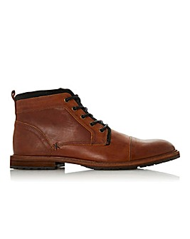 Dune Crawshaw Leather Boot