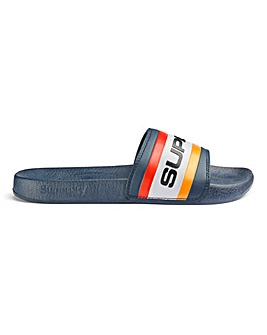 Superdry Retro Sliders