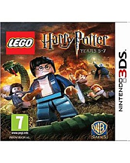 Lego Harry Potter Years 5 -7 3DS
