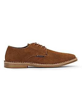 Ben Sherman Danny Suede Shoe Std Fit