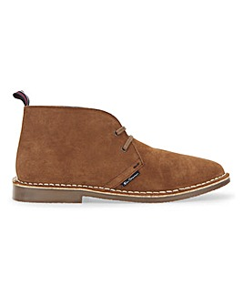Ben Sherman Hunt Desert Boot Std Fit