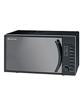 Russell Hobbs Black Digital Microwave