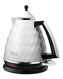 DeLonghi Brillante White Kettle