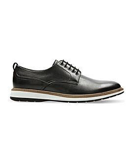 Clarks Chantry Walk Shoe Wide Fit