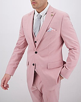 Rose Harry Regular Fit Suit Jacket