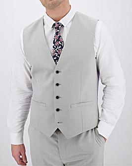 Grey Harry Regular Fit Waistcoat
