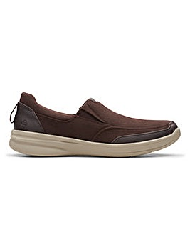 Clarks Stepstroll Edge Wide Fit