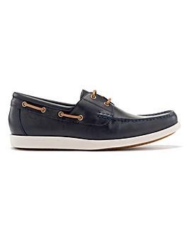 Clarks Ferius Boat Shoe Standard Fit