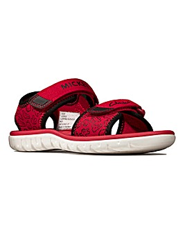Clarks Kids Surfing Sandal G Fit