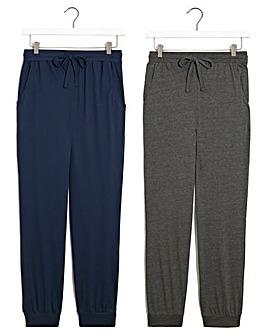 Pack 2 Cuff Pants