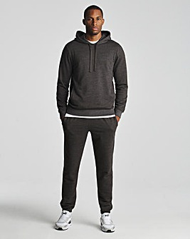 Hoody with Cuffed Jogger
