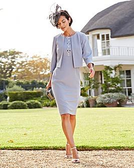 Joanna Hope Dress and Jacket