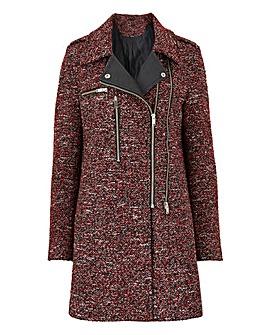 Joanna Hope Boucle Coat