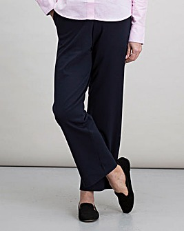 Flora Wide Leg Trousers Regular