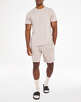 T-shirt and short set