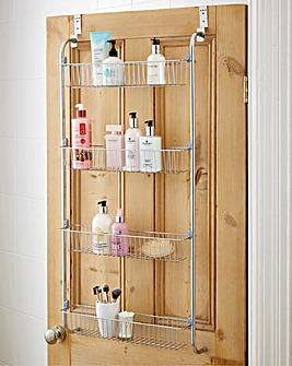 Overdoor Storage 4 Shelf