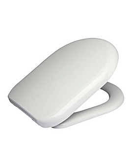 D Shape Easy Clean Loo Seat