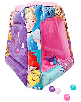 Disney Princess Ball Pit with 20 Balls