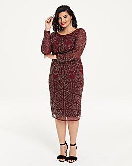 Joanna Hope Beaded Dress