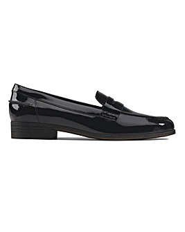 Clarks Hamble Loafer Wide E Fit