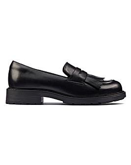 Clarks Orinoco 2 Loafer Wide E Fit