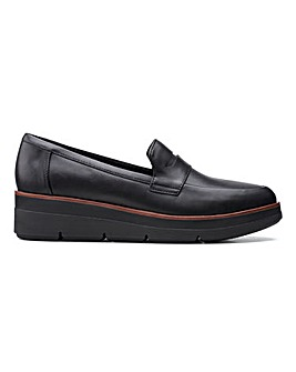 Clarks Shaylin Step Shoes Standard D Fit