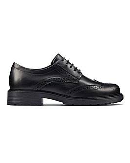 Clarks Orinoco 2 Limit Shoes Wide E Fit