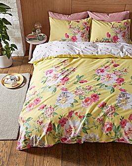 Lille Floral Duvet Set