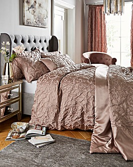 Bentley Jacquard Duvet Cover Set