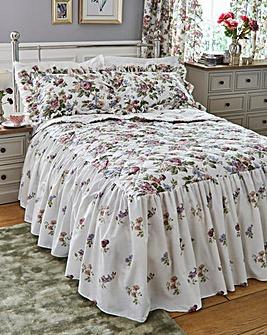 Vantona Victoria Fitted Bedspread