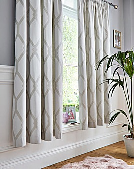 Vantona Verona Jacquard Curtains