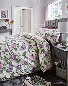 Felicity Heather Duvet Set
