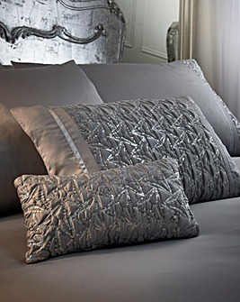 Zenia Silver Filled Petite Cushion