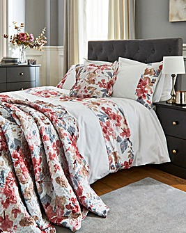 Gabriella Quilted Duvet Set Cover