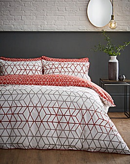 Terence Conran Linear Duvet Cover Set