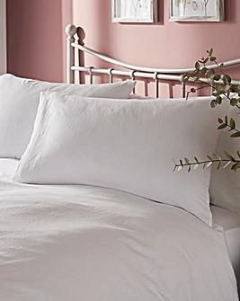Simply Soft Housewife Pillowcase Pair